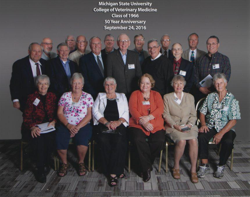 50 Year Reunion September 2016