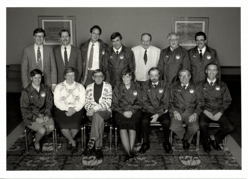 January 1991 25Th Reunion