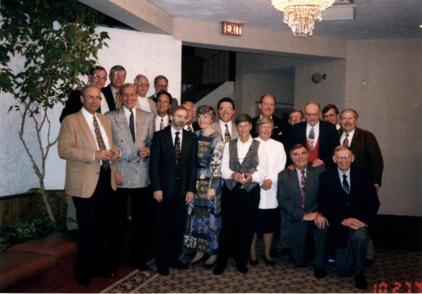 October 1996 30Th Reunion