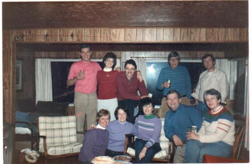 Reunion Planning Committee Meeting February1986