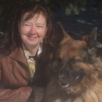 Melissa With Doggo