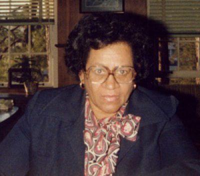Alfreda Webb