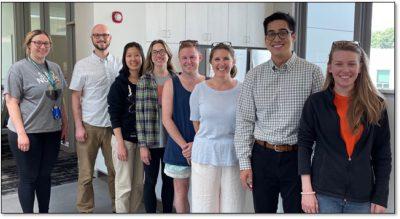 Dr Petroff Lab Team