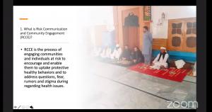 Pakistan Outreach Dr  Sajjad Khan Session
