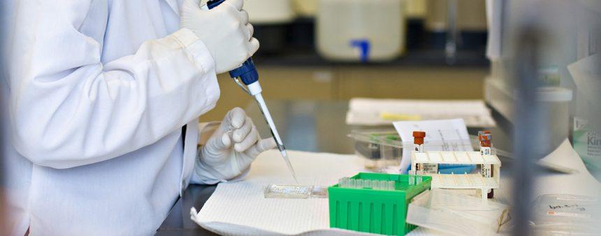Immunodiagnostics Parasitology Bench